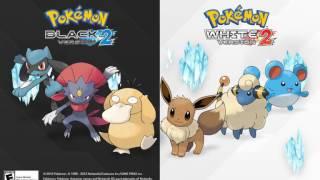Lacunosa Town - Pokémon Black & White / 2 Remastered Music