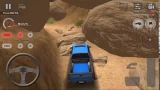 offroad drive: desert level-10