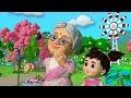 Nani maa ne tota Pala   नानी माँ ने तोता पाला   hindi kids song   hindi rhyme    kiddiestv hindi