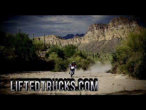 Lifted Trucks Scott Rogers talks Motocross