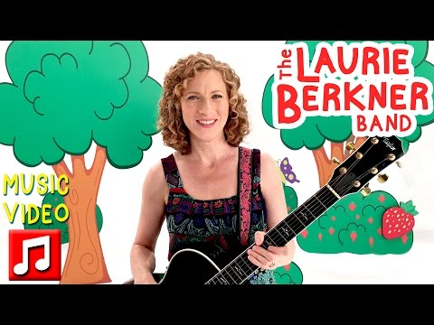 """Silly Brushing Song (Brush 'Em Up!)"" by Laurie Berkner & Tom's of Maine"
