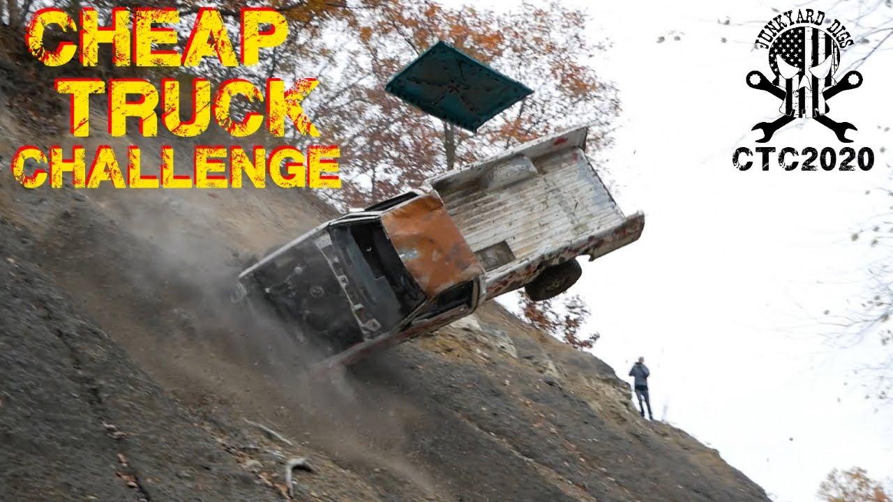 "$1000 4x4 Budget Beater Challenge!! ""Off-road Mayhem"""