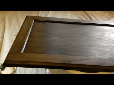 Kitchen and bathroom cabinets refinishing