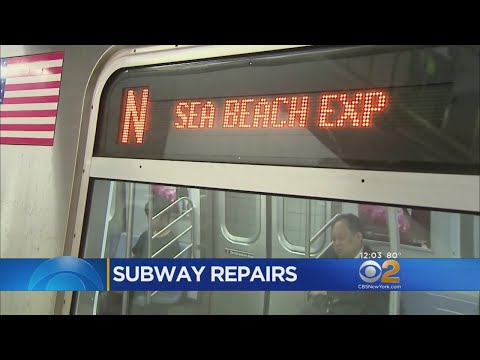 Subway Work Forcing Southbound N Train Station Skips Through Brooklyn
