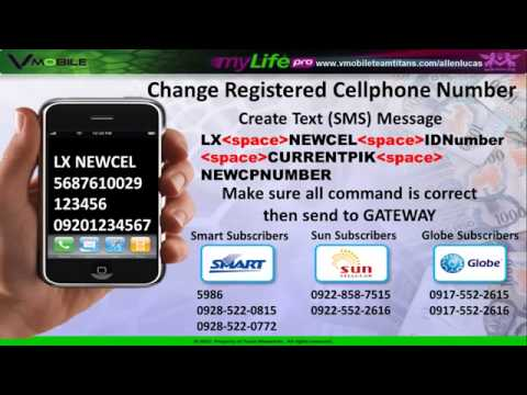 Change cell number