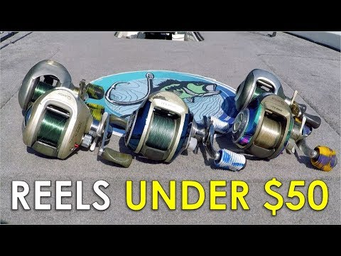 Best Used Baitcasters Under $50 | Tackle Tuesday