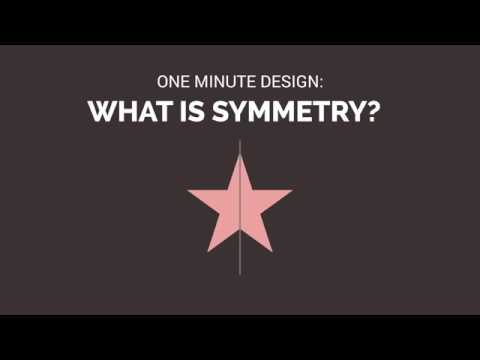 One Minute Design: What is Symmetry?