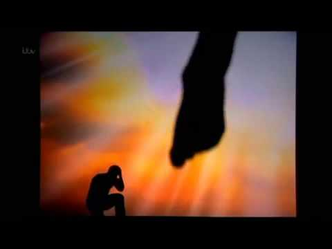 Simon Cowell cry - Attraction Semi Final [HD] - Britain's Got Talent 2013