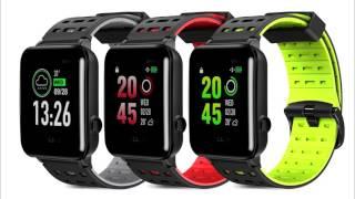 Xiaomi WeLoop Hey 3S - крутые спортивные часы в стиле Apple Watch