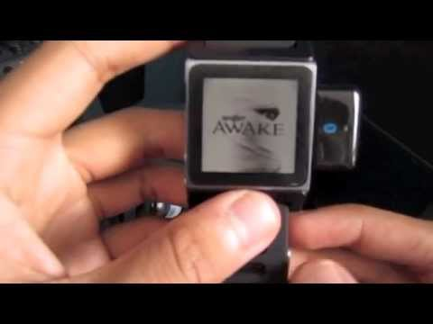 Kokkia i10s Bluetooth Transmitter Unboxing and Pairing iPod Nano 6th Generation