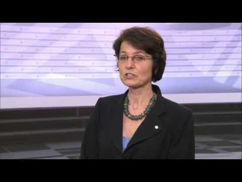 Doorstep by Marianne Thyssen ahead of Meeting of Ministers for Vocational Education and Training