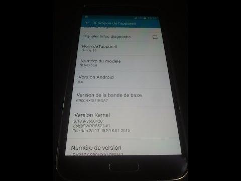 Flash Samsung S5 SM-G900H tar via odin +++ PCServices +++