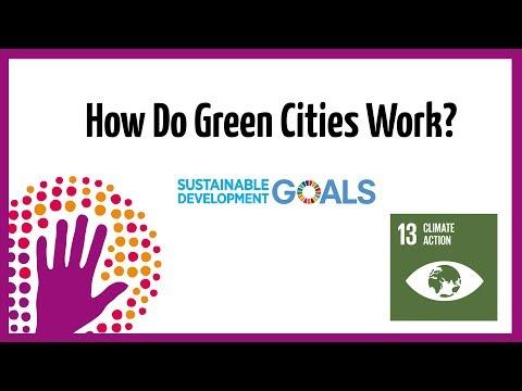 How do Green Cities Work?