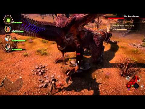 Dragon Age™: Inquisition - Crestwood Dragon - Northern Hunter