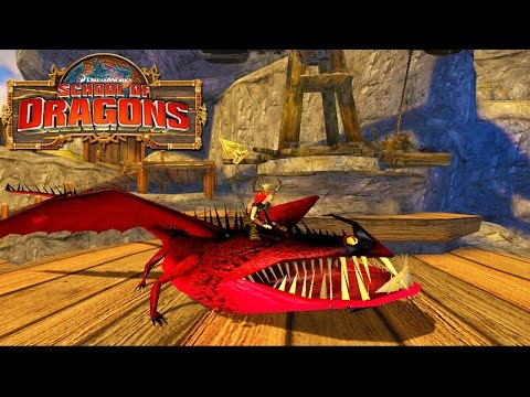 How to Train Your Dragon : School of Dragons #5 ' FIREBALL FRENZY'