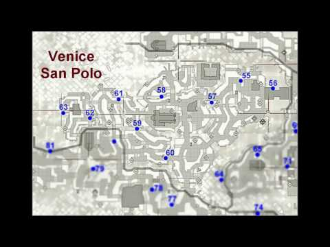 Assassins Creed 2 Feather Locations