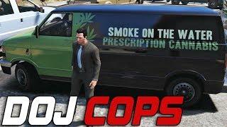 Dept. of Justice Cops #373 - Flashback (Criminal)