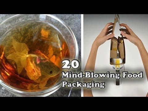 Top 20 Mind-blowing Food Packaging. (Part 2)