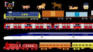 Trains Collection - Railway Vehicles - I