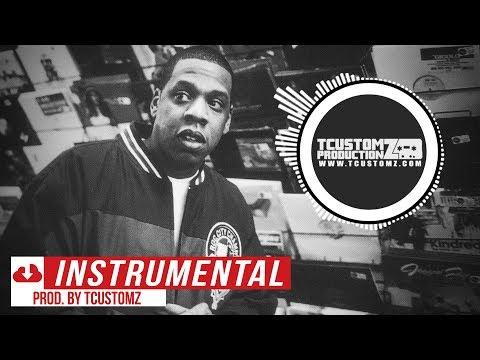 Hard Vocal Soulful Hip-Hop Beat Instrumental 2018 - Never Look Back (prod. by TCustomz)