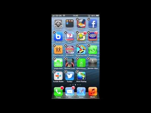 How To Create a Folder on iPhone, iPad or iPod Touch