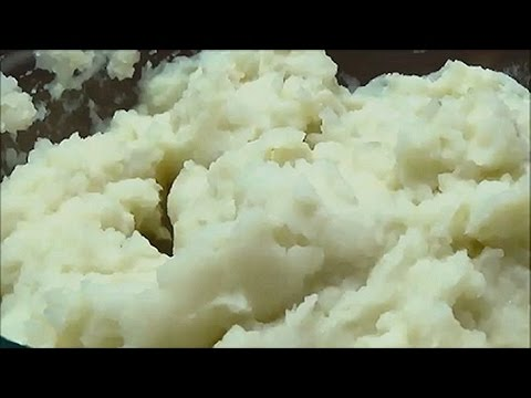 How To Recipe for Making Mashed Potatoes in Your Pressure Cooker