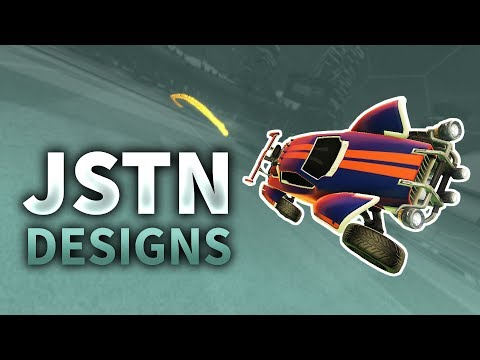 JSTN CAR COLORS AND DESIGNS - Pro Player Designs