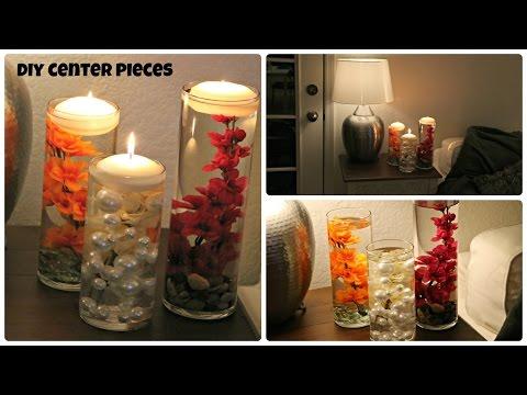 DIY Vase Centerpieces - Laxmi Jakkal - Easy Affordable options