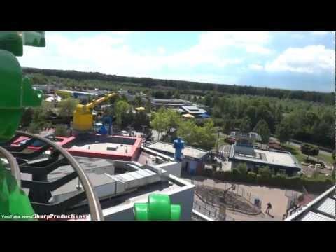 Fire Dragon (On-Ride) Legoland Deutschland