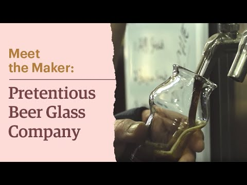 Seller Stories: The Pretentious Beer & Glass Co.