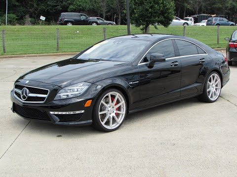 2012 - 2014 Mercedes-Benz CLS63 AMG Start Up, Exhaust, and In Depth Review