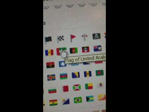 Emoji Flag Illuminati Twitter Conspiracy