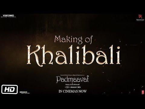 Xxx Mp4 Khalibali Song Making Video Padmaavat Ranveer Singh Deepika Padukone Shahid Kapoor 3gp Sex