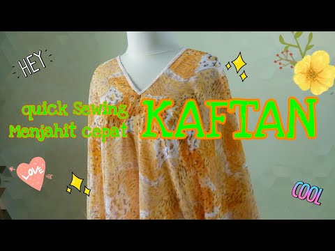 SEWING KAFTAN