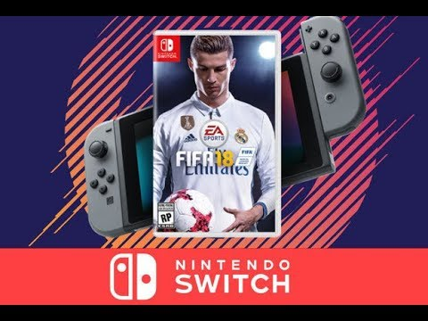 FIFA 18 NINTENDO SWITCH UNBOXING + REVIEW (MALAYSIA VER)