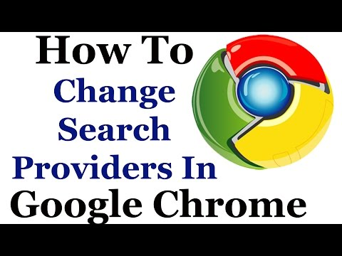 How To Change Your Default Search Engine In Google Chrome