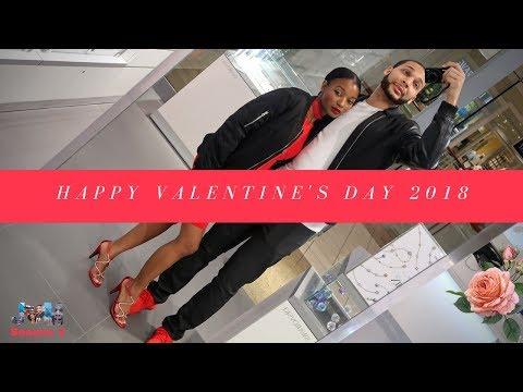 Valentine's Day Vlog 2018