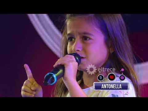 Xxx Mp4 Una Historia De Amor Infinita Antonella De 8 Años Cantó Quot Y Así Será Quot De Floricienta 3gp Sex