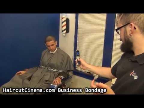Xxx Mp4 HaircutCinema Com Quot Business Bondage Quot Preview 3gp Sex