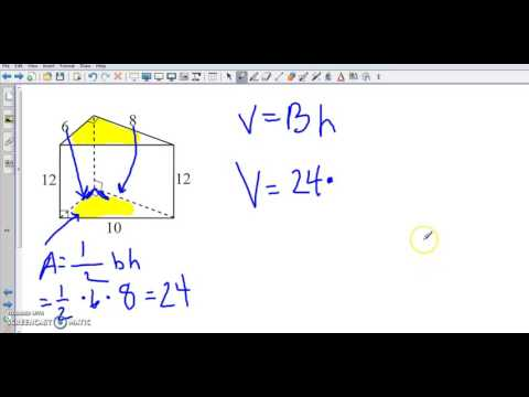 How to find the Volume of a Polygonal Prism