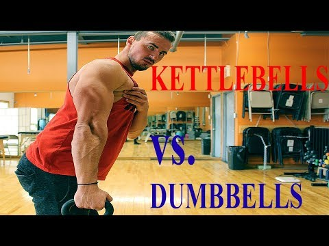 Get BIGGER ARMS with KETTLEBELLS: 3 Effective Exercises for Triceps