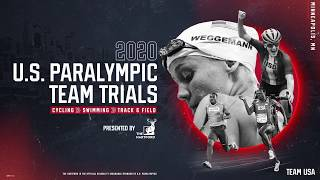 2020 Paralympic Team Trials Hype Video