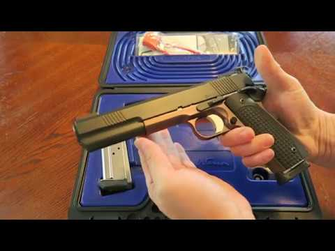 From the Safe:  Dan Wesson Bruin 10mm
