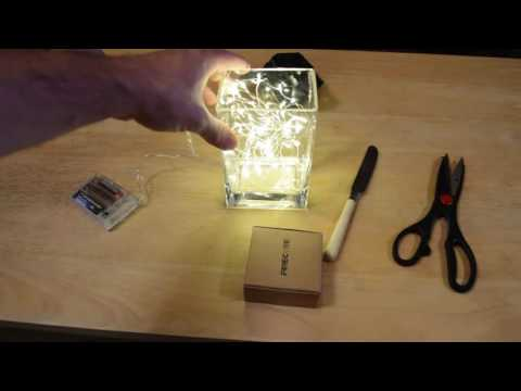 Firecore 2 Pack LED Copper Wire Lights Review