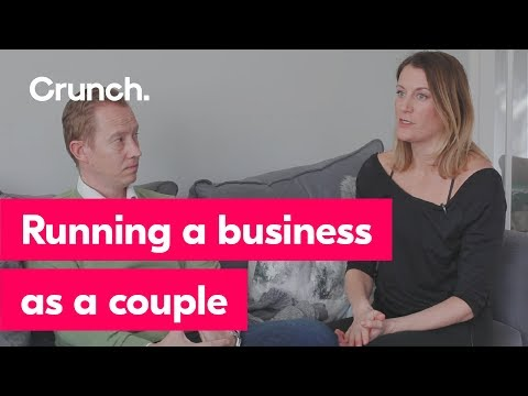 Get Started: What's it like running a business as a couple?