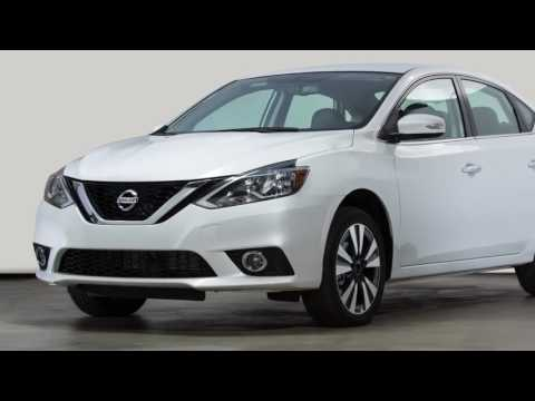 2017 NISSAN Sentra - Tire Pressure Monitoring System (TPMS) with Easy Fill Tire Alert (ise)