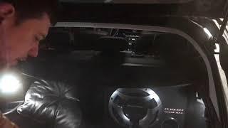 Lada Vesta SW CROSS super exclusive tuning! Лада Веста св Кросс универсал. вечерний обзор часть 1