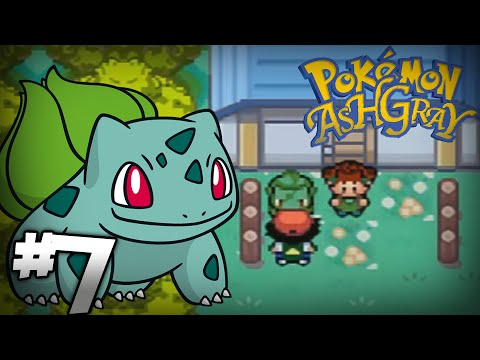 Let's Play Pokemon: Ash Gray - Part 7 - Bulba Bulba