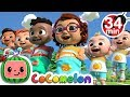 Field Day Song More Nursery Rhymes amp Kids Songs CoCoMelon