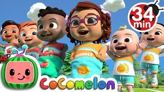 Field Day Song | + More Nursery Rhymes & Kids Songs - CoCoMelon